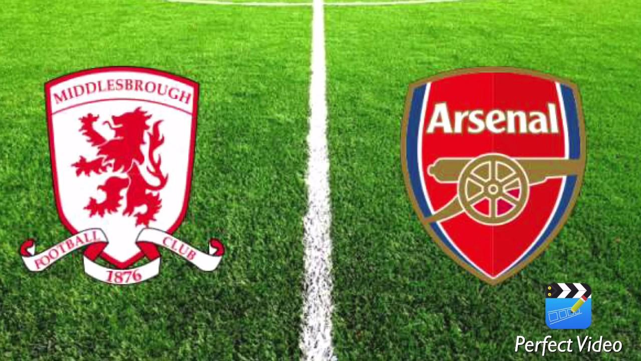 Прогноз на матч Мидлсбро - Арсенал 17 апреля 2017