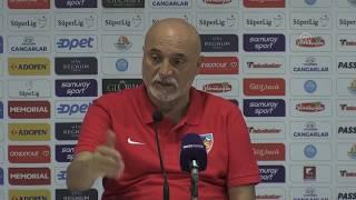 Hikmet Karaman'ın maç sonu açıklamaları | Antalyaspor 2-2 Kayserispor