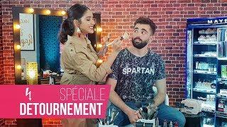Video Rawaa & Yassine : grand détournement makeup - KITC #32 - المكياج بطريقة مختلفة download MP3, 3GP, MP4, WEBM, AVI, FLV November 2018