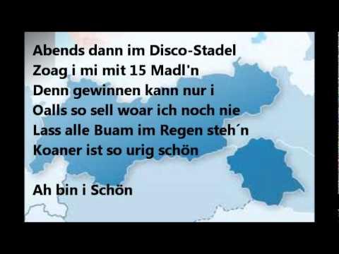 DJ-Ötzi Anton Aus Tirol (Lyrics)