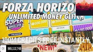 Download Forza Horizon 4 Free Credits 100m Unlimited Money New MP3