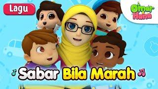 Gambar cover Omar & Hana | Lagu Kanak Kanak Islam | Sabar Bila Marah