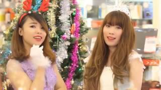 """Xem liên khúc Giáng sinh """"cây nhà lá vườn"""" của FPT Shop"""