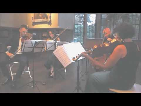 Kiss by Prince played by The Dolce Ensemble