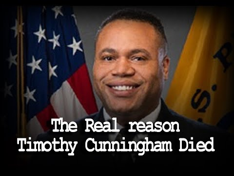The REAL reason Timothy Cunningham lost his life!!