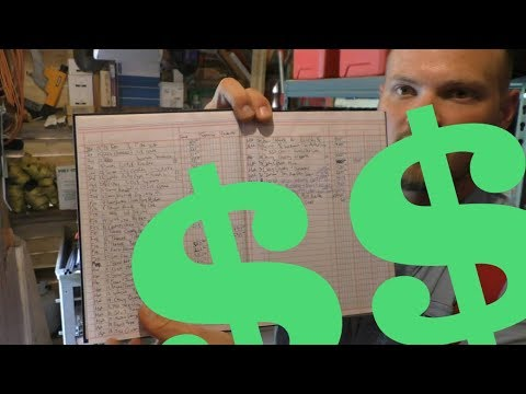 Makin Money With A SAWMILL | First Year Actual Profits LT50 | Sawmill Business