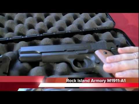 Rock Island  Torture Test