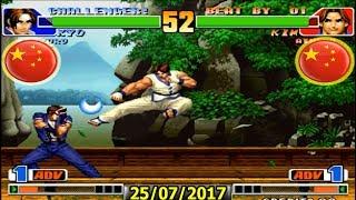 KOF 98 - Xiaohai (小孩) -Online Matches- [25/07/2017]