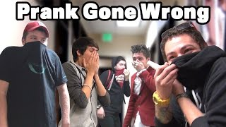 Fart Spray Prank Gone Wrong!