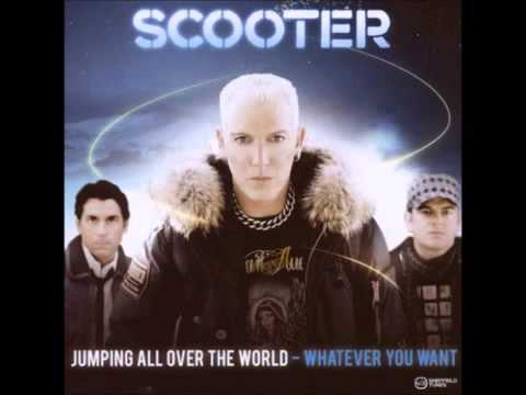 Scooter - Jumping All Over The World .