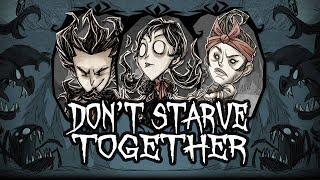 Pełnia  Don't Starves Together Sezon 4 #06 w/ GamerSpace, Tomek90