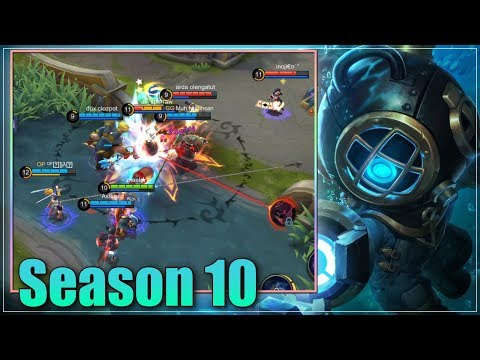 Season 10 Ranking (highlights) | Mobile Legends:Bang Bang | zkael★