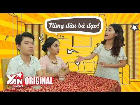 OTO: Nàng Dâu Bá Đạo || Lê Nhân - Quang Trung - Vy Vân