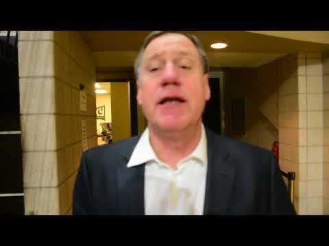 Mike Roysland Post-Game Interview vs. North Dakota (Nov. 8, 2017)