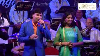 Je Hum Tum Chori Se - Mukhtar Shah & Sampada Goswami - JHILMIL SITARON KA AANGAN