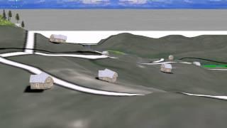 Видеосъемка 3D-модели местности с помощью ПО ГИС Карта 2011(, 2014-05-05T16:27:24.000Z)
