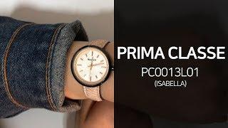 프리마클라쎄 PC0013L01 Isabella 가죽시계…