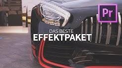 Das BESTE EFFEKT / TRANSITIONPAKET - Kostenlose Effekte - Adobe Premiere Pro CC | TUTORIAL [FULL HD]