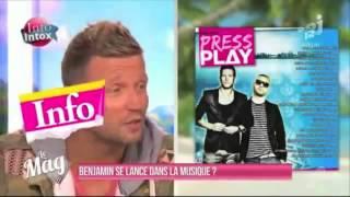 Teaser PRESS PLAY by BENJAMIN & Dj R'AN (Nrj12, Le Mag)