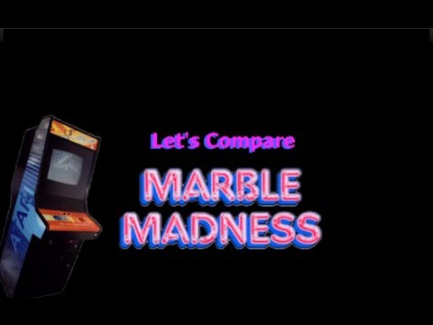 Let's Compare ( Marble Madness )