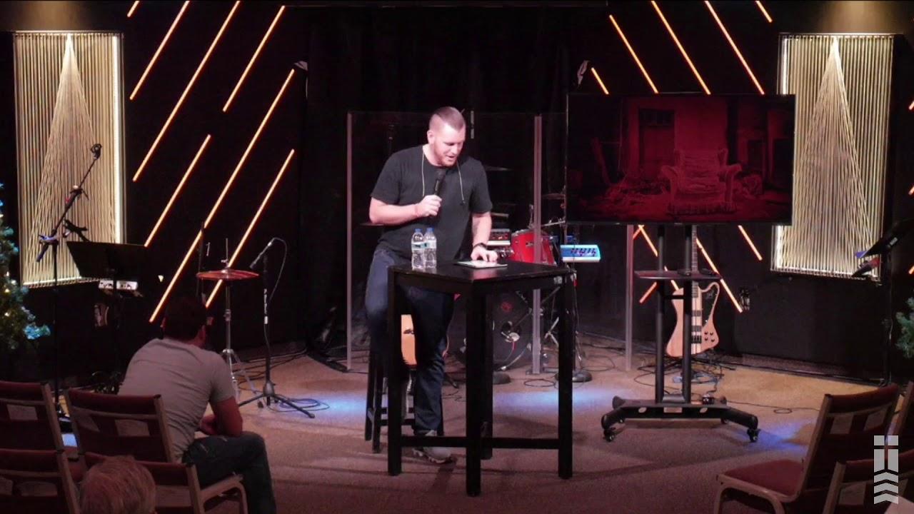 Tithing - get comfy (week 1)