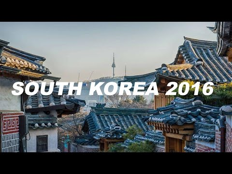South Korea 2016 || Shot on GoPro Hero 4