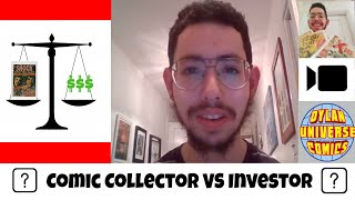 Vintage Comics: Investing vs Collecting| Sell your Comic Collection Online with Dylan Universe