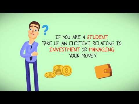 Build Capital, Acquire Knowledge