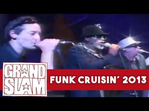 🎹 Grand Slam feat. Gary Mudbone Cooper | Funk Cruisin´ Live 2013