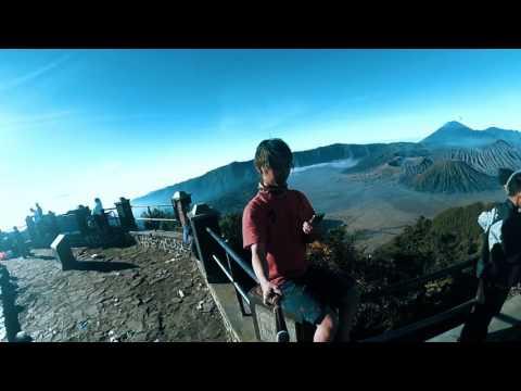 Amazing Bromo, East Java, Indonesia @toekang_doelan TripVlog