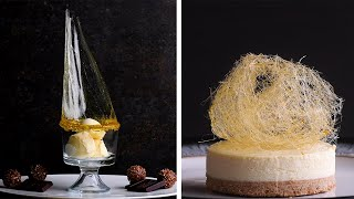 11 Impressive Ways to Present Desserts Like a Pro! So Yummy