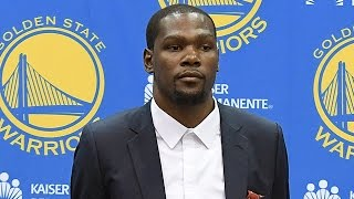 Adam Silver On Kevin Durant Going To Warriors: Not