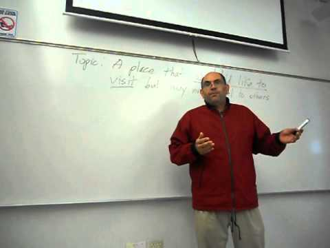 How to Write a Thesis Statement, ENC 1101, Miami Dade College, Part 2