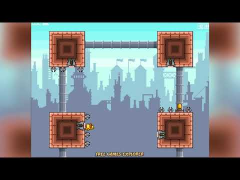 Gravity Duck 2   Game Walkthrough full