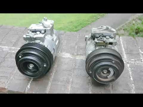 W210 A/C Compressor Replacement DIY