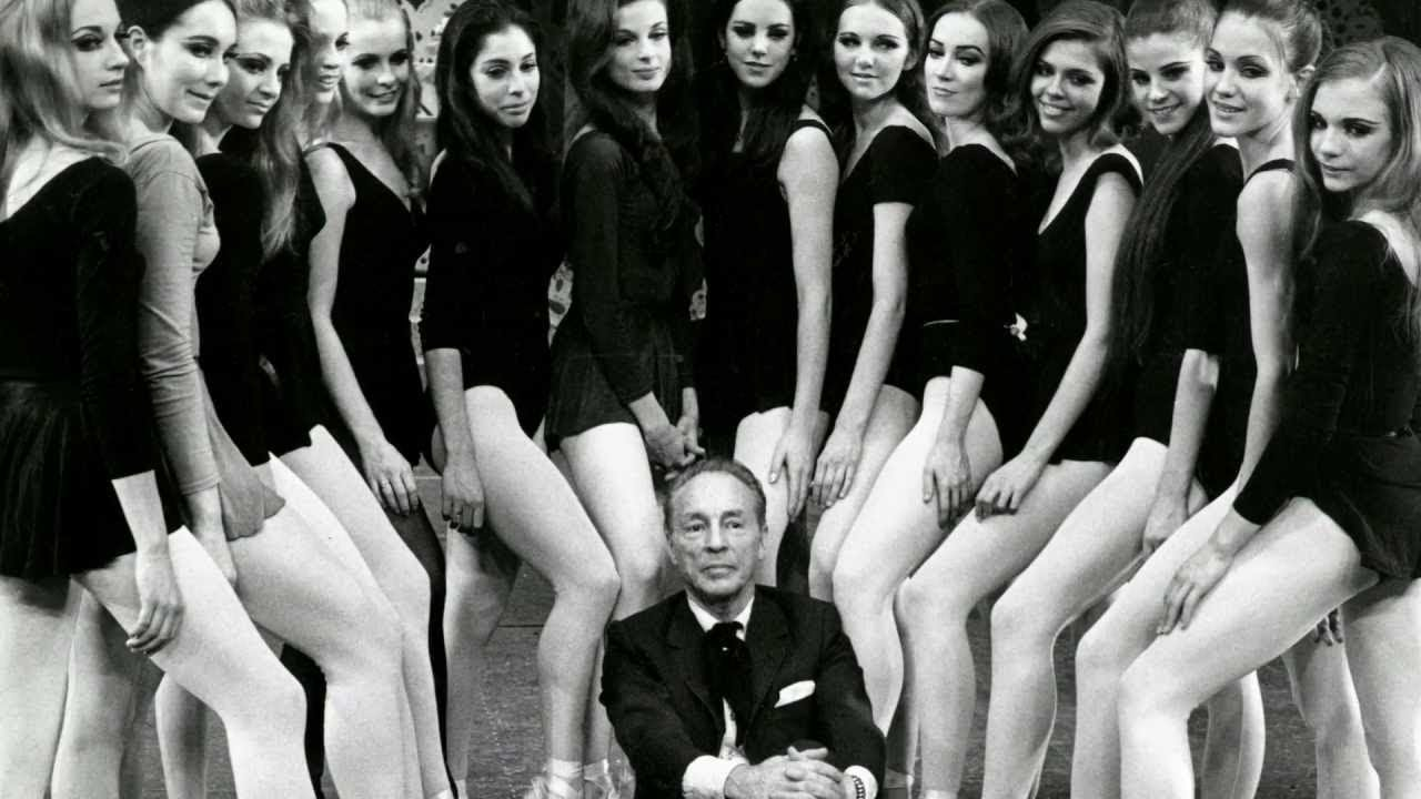 Download George Balanchine and New York City Ballet