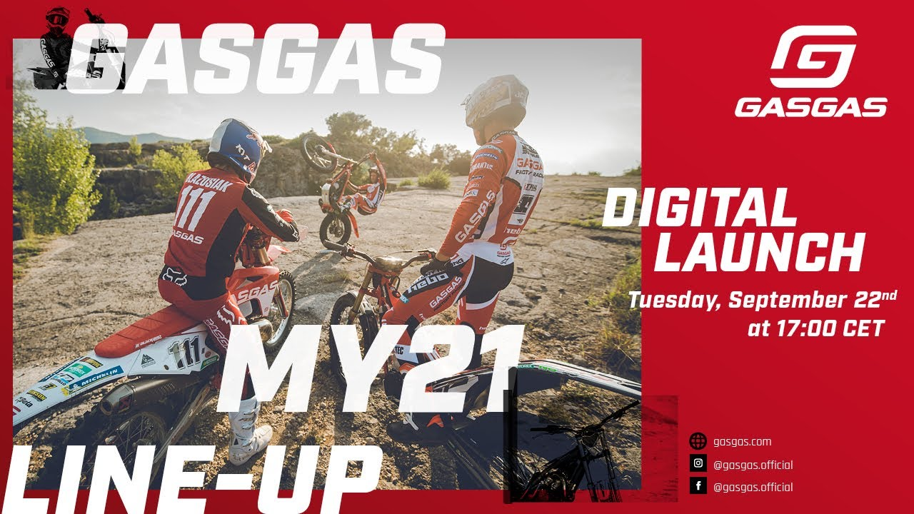 Checkout the Video Lineup of GasGas Motorcycles!