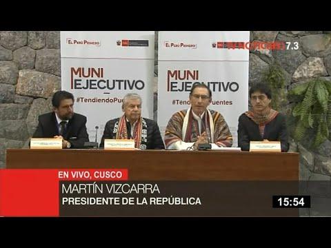 Presidente Vizcarra se compromete a terminar hospital Lorena en el 2021