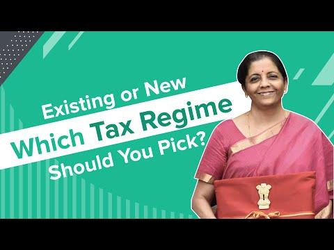 New Tax Regime vs Old Tax Regime: Comparison, Calculation & Tax Slabs 2020-21, (Hindi Subtitles)