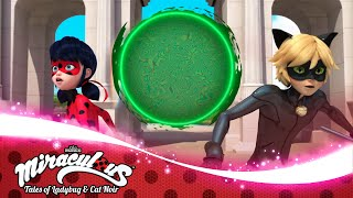 MIRACULOUS | 🐞 TIMETAGGER 🐞 | Tales of Ladybug and Cat Noir