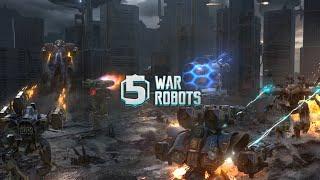 АРЕНА War Robots Стрим Odessa Play