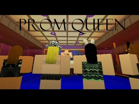 (Prom Queen - Molly Kate Kestner) Ep.1 - PROM QUEEN - A Roblox Series