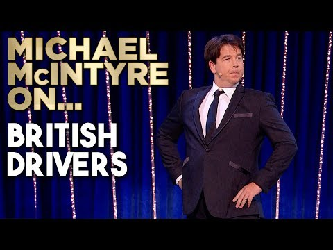British Drivers & Windscreen Wipers | Michael McIntyre