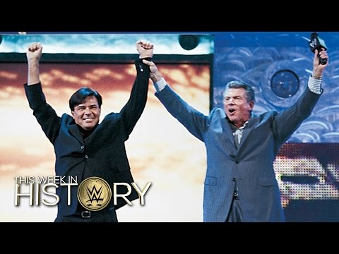 Eric Bischoff is named Raw