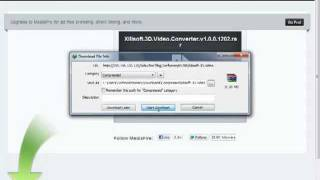 Download Xilisoft 3D Video Converter v1.0 Full Version