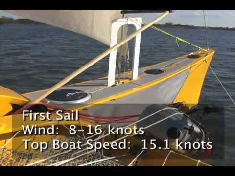 CLC PocketShip Under Sail | Doovi
