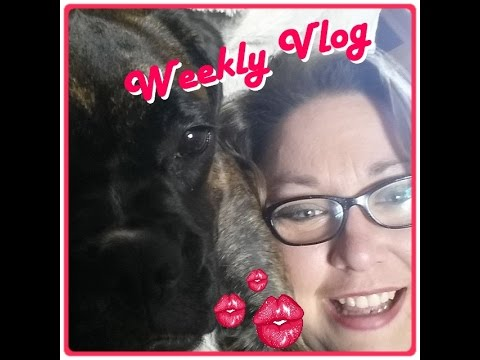 Weekly vlog ... 1 semaine avec moi ...