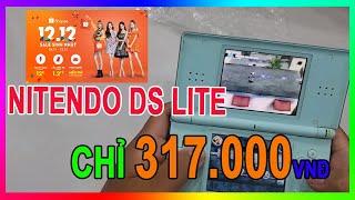 12/12 Máy chơi game Nitendo DS Lite giá chỉ 300.000 VNĐ