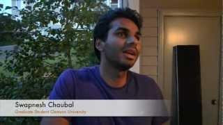 Clemson University students documentary on CELEBRATE INDIA