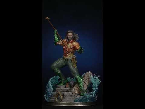 MMAM-01 Aquaman movie 360
